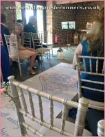 CVaroline wedding aisle runner 2